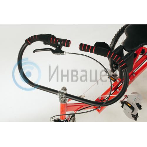 Овальный руль для велосипедов ВелоЛидер