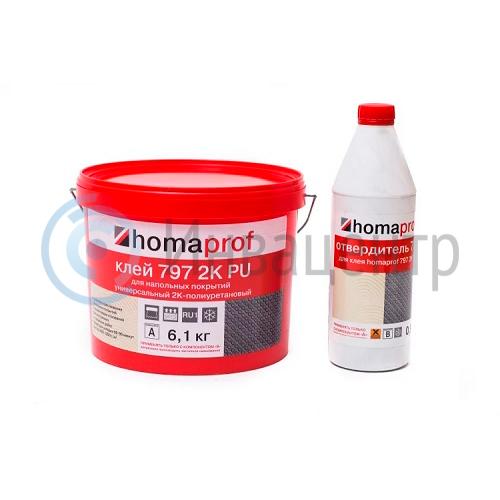 Клей Homаprof 797 2K PU 7 кг