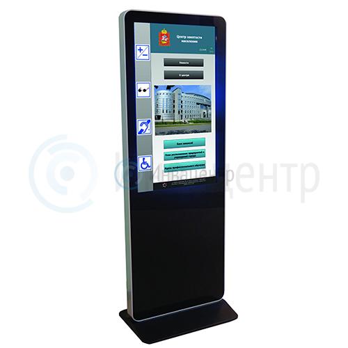 Информационный терминал ISTOK 42Р со встроенной индукционной системой (ИС) + ПО INVATOUCH. 27204