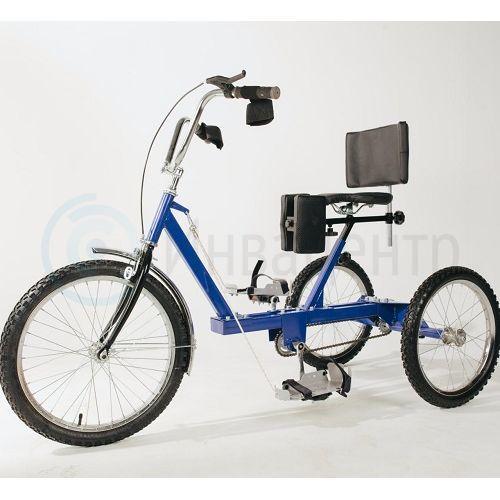 Тренажер - велосипед ВелоЛидер + для подростков и взрослых