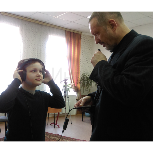 Беспроводная коллективная речевая система - Тренажер УНИТОН-ФМ-СК на 6 учеников
