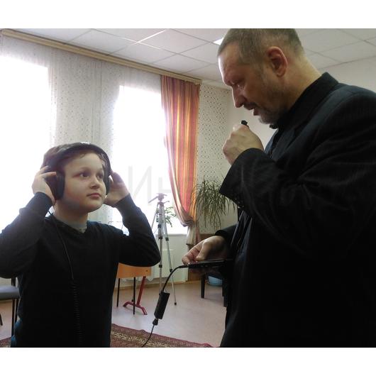 Беспроводная коллективная речевая система - Тренажер УНИТОН-ФМ-СК на 8 учеников
