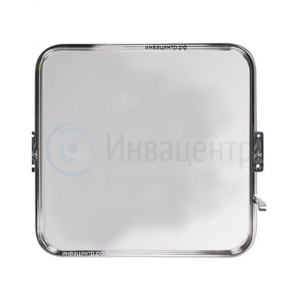 Травмобезопасное поворотное зеркало для МГН ИнваПро 680*680 мм