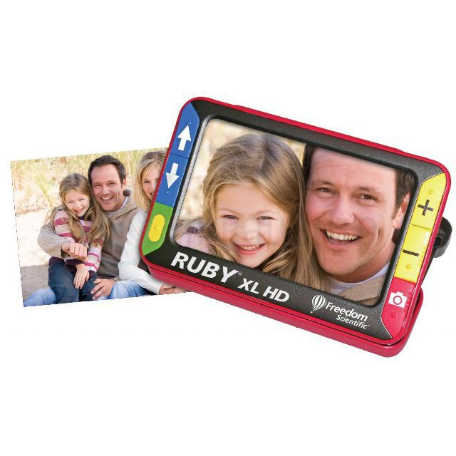Портативный видеоувеличитель Ruby XL HD