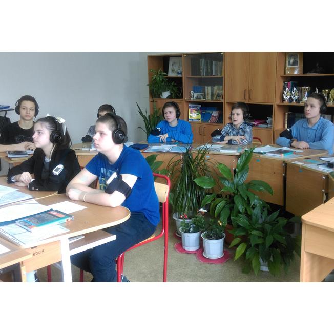 """Радиокласс слухоречевой на 6 учеников """"RALET-100"""""""