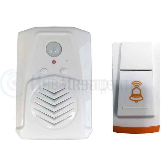 Звуковой маяк Inva-S 305 с беспроводной кнопкой активации