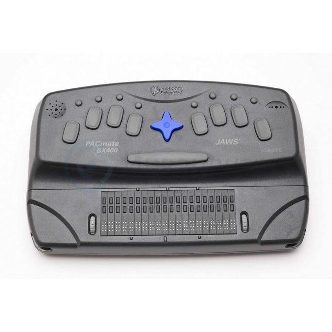 Портативный органайзер с вводом шрифта Брайля и синтезатором речи OMNI BX 400