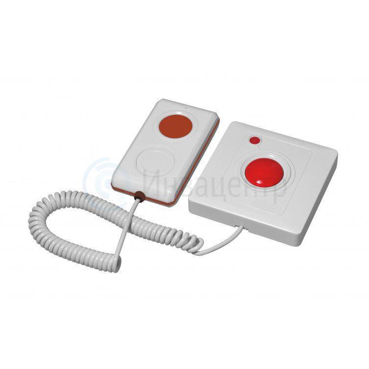 Влагозащищенная кнопка вызова Y-SW-G с функцией отмены