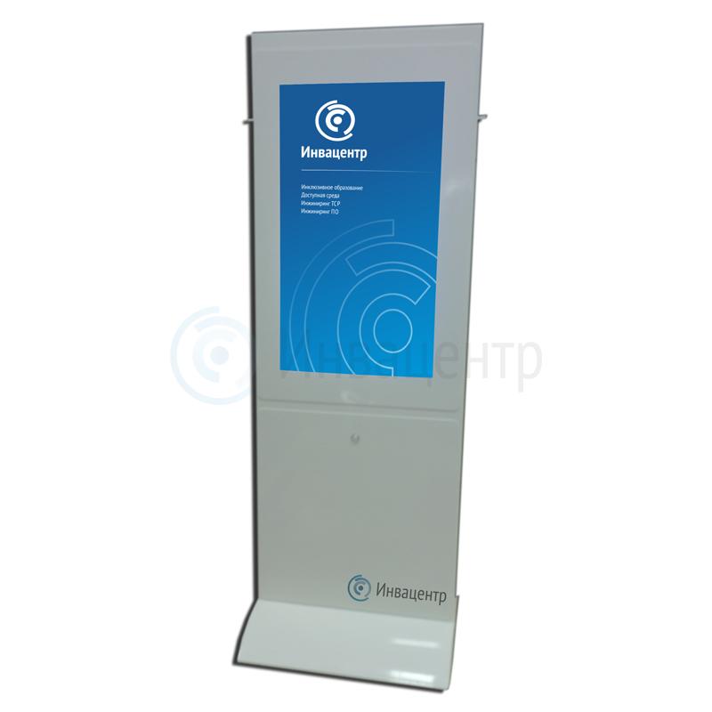 Информационный терминал-медиагид Invacenter Light42 дюйма с ПО для инвалидов