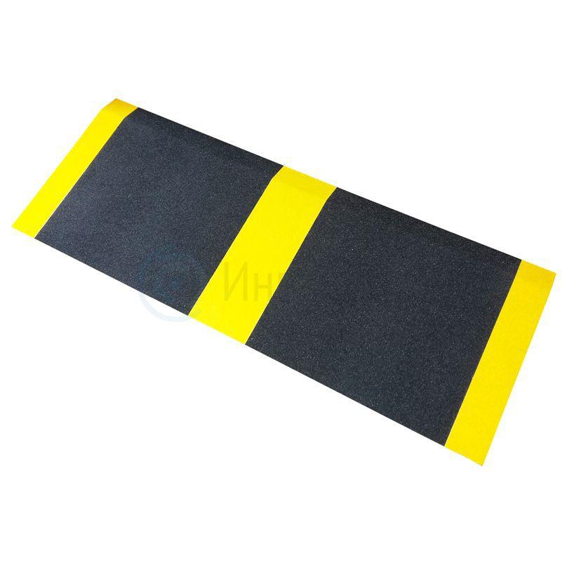 Пандус приставной с противоскользящим покрытием STR018-30 75x80 см