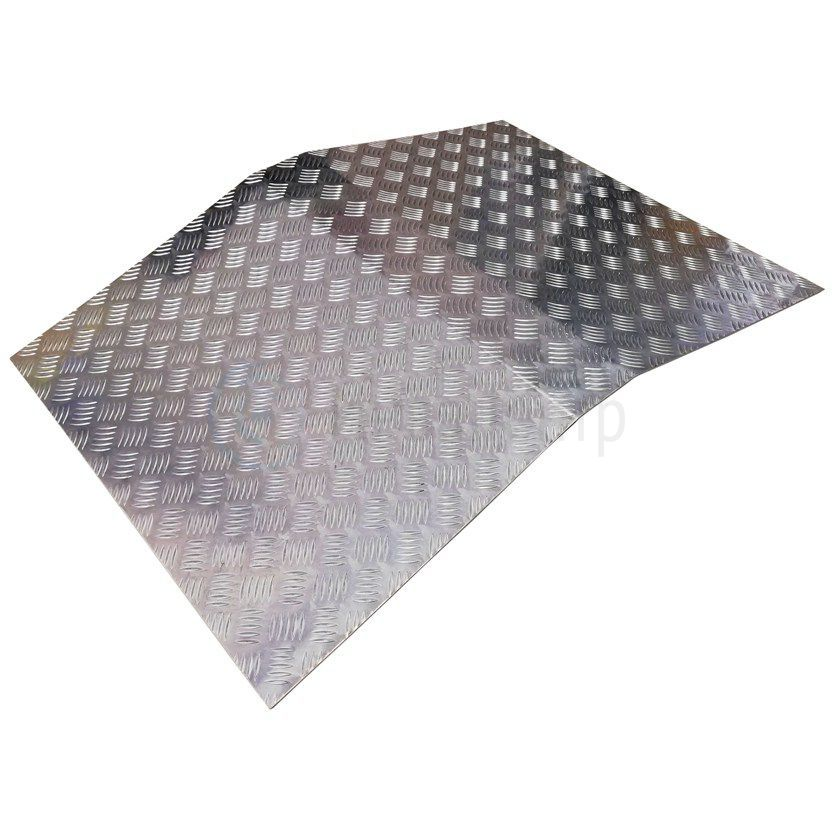 Пандус перекатной TR 101-9 78x70 см