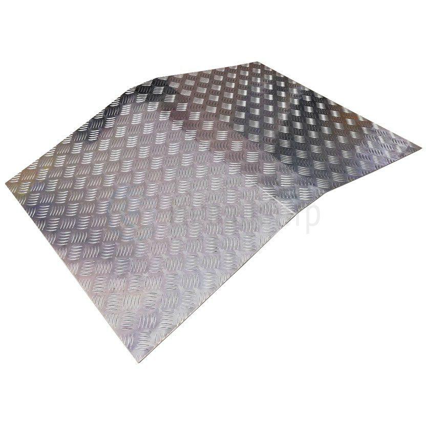 Пандус перекатной TR 101-13 98x80 см