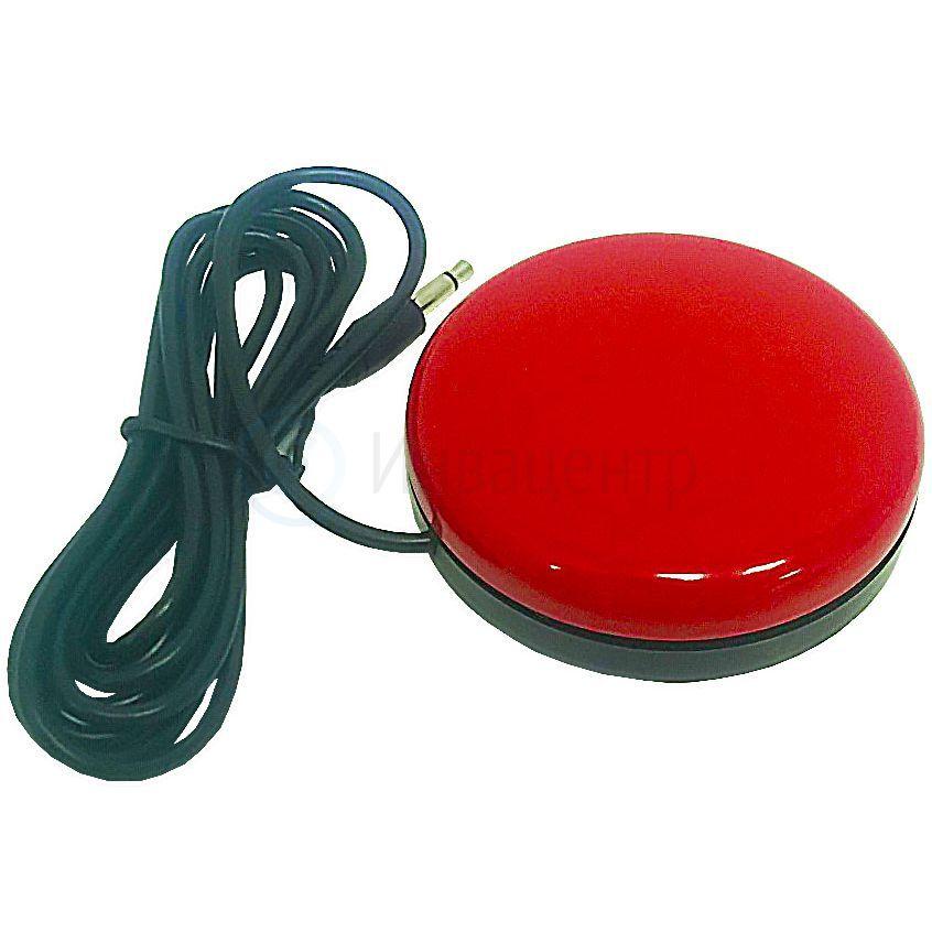 Кнопка компьютерная выносная Новотон 60 мм
