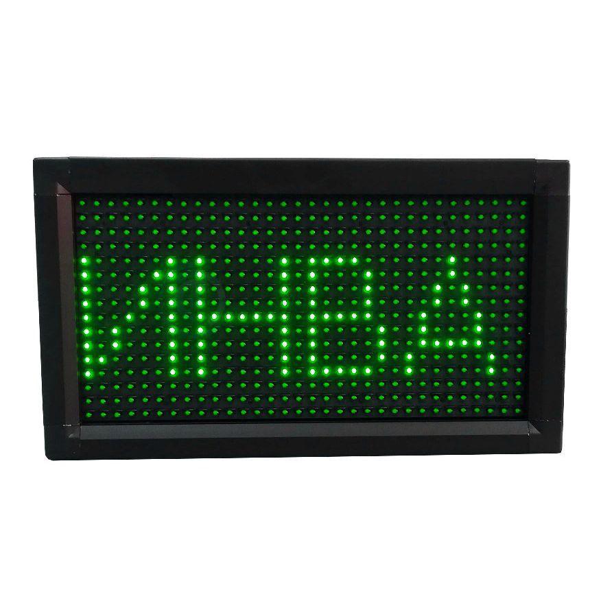 Световой маяк Зеленое свечение 370x210 мм