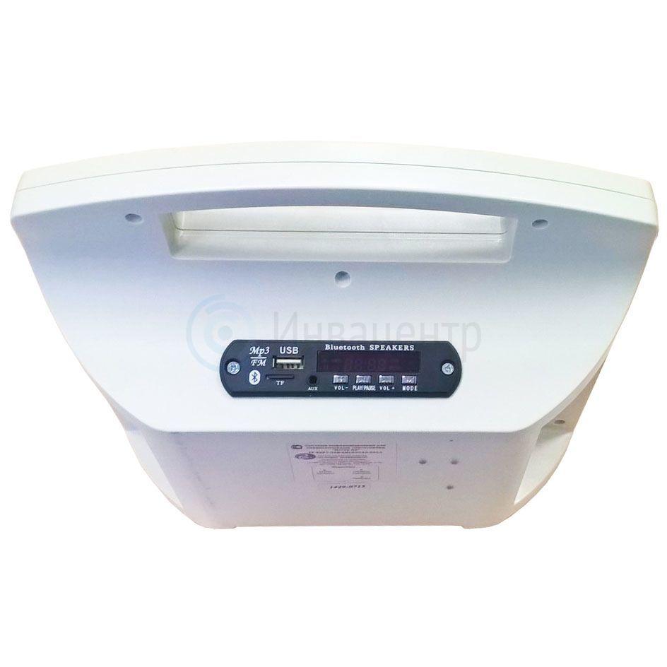Портативная индукционная система Исток А2 с радиомикрофоном на стойке. 63241